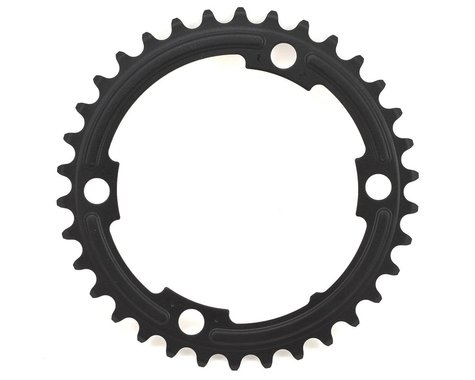 Shimano 105 FC-5800L Inner 11-Speed Compact Chainring (Black) (110mm BCD) (Offset N/A) (34T)