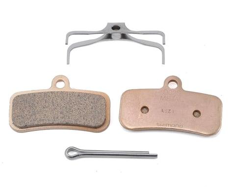 Shimano D02S Disc Brake Pads (Saint/Zee) (Metal)