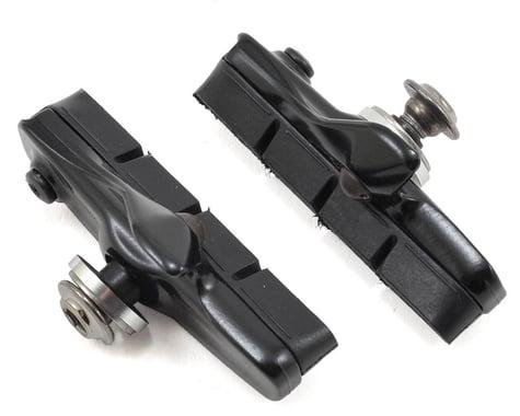 Shimano BR-9000 Dura-Ace R55C4 Cartridge-Type Brake Shoes (Black) (1 Pair)