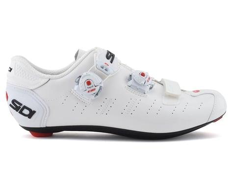 Sidi Ergo 5 Road Shoes (White) (42)