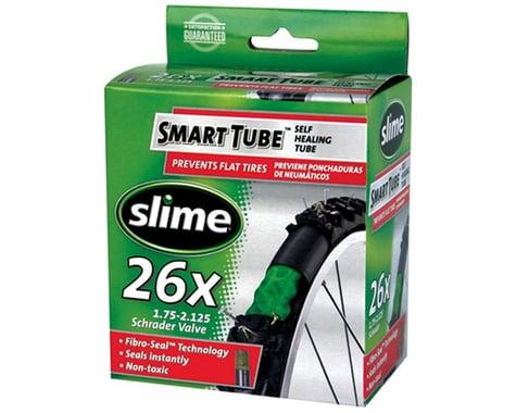 """Slime 26"""" Self-Sealing Inner Tube (Schrader) (1.75 - 2.125"""")"""