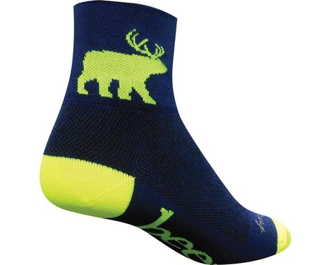 "Sockguy 3"" Socks (Bear Me) (S/M)"