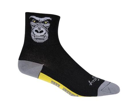 """Sockguy 3"""" Socks (Silverback) (L/XL)"""
