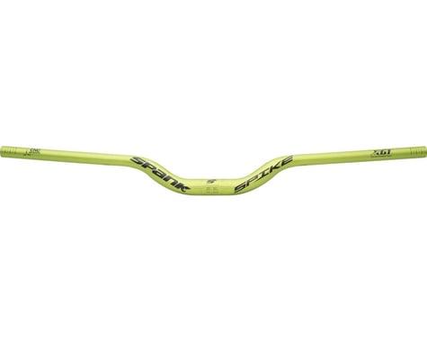 Spank Spike Race Riser Bar (Green) (31.8mm) (50mm Rise) (800mm)
