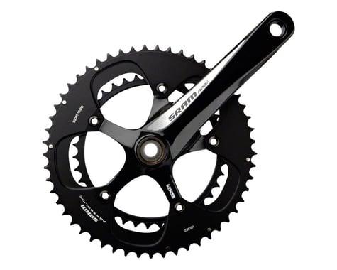 SRAM Apex Crankset (Black) (2 x 10 Speed) (GXP Spindle) (170mm) (50/34T)