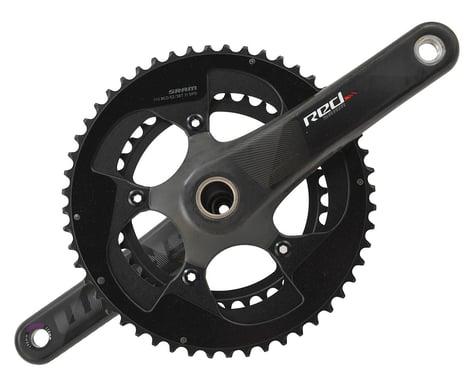 SRAM Red Crankset (Black) (2 x 11 Speed) (GXP Spindle) (C2) (170mm) (52/36T)