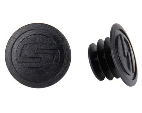 SRAM MTB Handlebar End Plugs (Black)