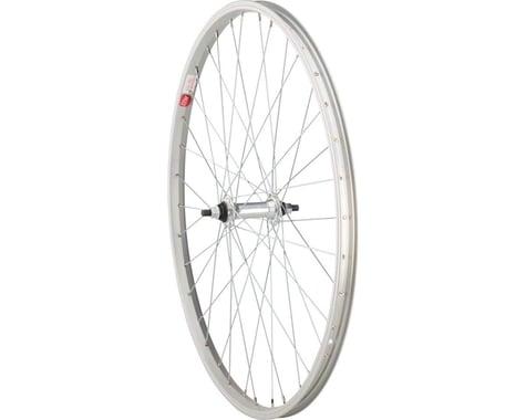 "Sta-Tru Bolt On Front Wheel (Silver) (3/8"" x 100mm) (26"" / 559 ISO)"