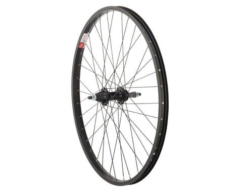 """Sta-Tru Bolt On Single Wall Rear Wheel (Black) (Freewheel) (QR x 135mm) (24"""" / 507 ISO)"""