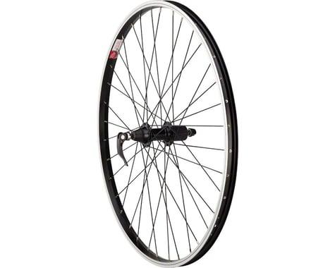 "Sta-Tru Quick Release Single Wall Rear Wheel (Black) (Shimano/SRAM) (QR x 135mm) (26"" / 559 ISO)"