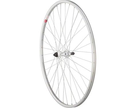 Sta-Tru Rear Road Wheel (Silver) (Freewheel) (QR x 130mm) (700c / 622 ISO)