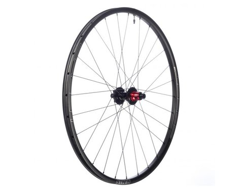 "Stans Crest CB7 Carbon Rear Wheel (Black) (Shimano/SRAM) (6-Bolt) (12 x 142mm) (29"" / 622 ISO)"