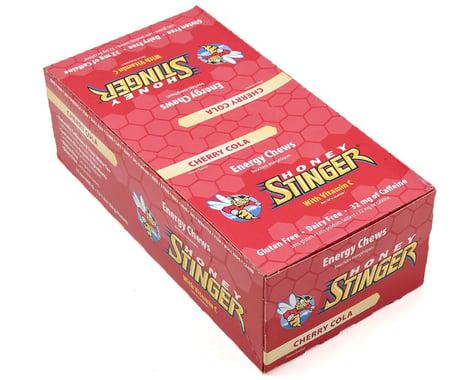 Honey Stinger Organic Energy Chews (Cherry Cola) (12   1.8oz Packets)