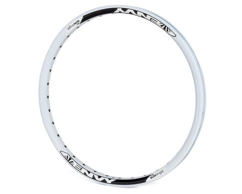 "Sun Ringle Sun Envy Front Rim (White) (36H) (Schrader) (20"" / 406 ISO)"