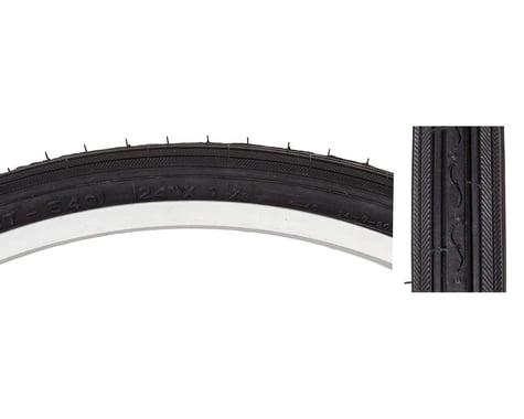 "Sunlite Recreational Road Tire (Black) (1-3/8"") (24"" / 540 ISO)"