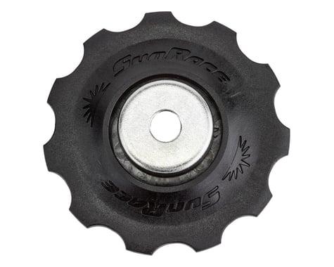Sunrace SP853 Rear Derailleur Pulley (Black) (11T)