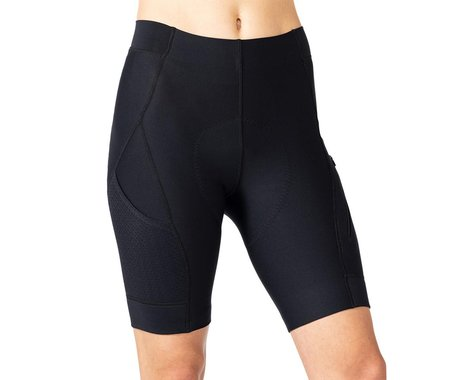Terry Women's Grand Touring Bike Short (Black) (S)