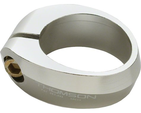 Thomson Seatclamp (Silver) (31.8mm)
