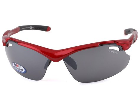 Tifosi Tyrant 2.0 Sunglasses (Metallic Red)