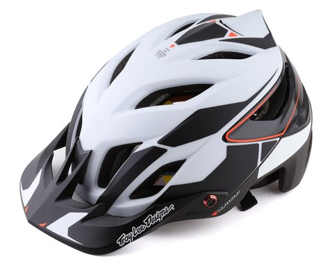 Troy Lee Designs A3 MIPS Helmet (Proto White) (XS/S)