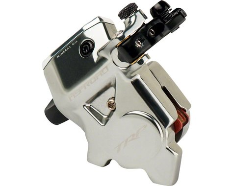 TRP HY/RD Cable Actuated Hydraulic Disc Brake Caliper (Grey) (Mechanical) (Front or Rear)