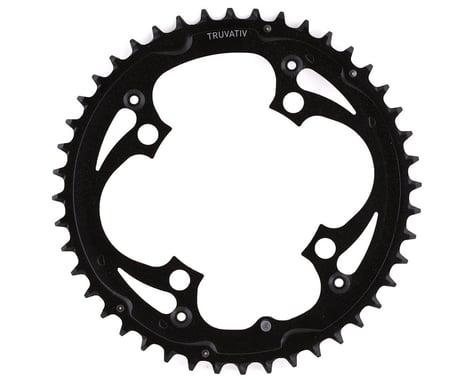Truvativ Trushift Steel Chainring (Black) (104mm BCD) (Offset N/A) (44T)