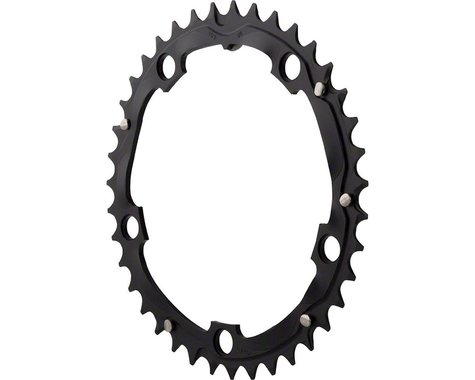 Truvativ SRAM Triple Alloy Ring (Black) (130mm BCD) (Offset N/A) (39T)