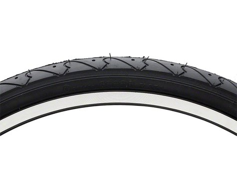 """Vee Tire Co. Smooth City Tire (Black) (1.9"""") (26"""" / 559 ISO)"""