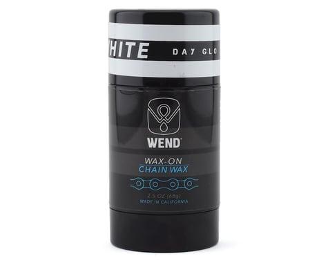 Wend Wax-On Chain Lube (Bright White) (2.5oz)