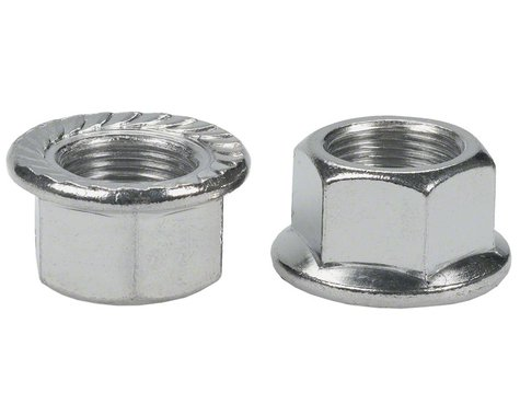 Wheels Manufacturing Outer Rear Axle Nut (14 x 1mm)