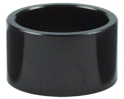 "Wheels Manufacturing 1-1/8"" Headset Spacer (Black) (1) (20mm)"