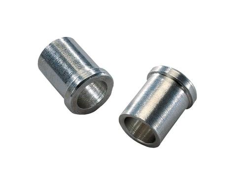 Wheels Manufacturing Aluminum Schraeder to Presta Valve Savers (11mm) (Pair)