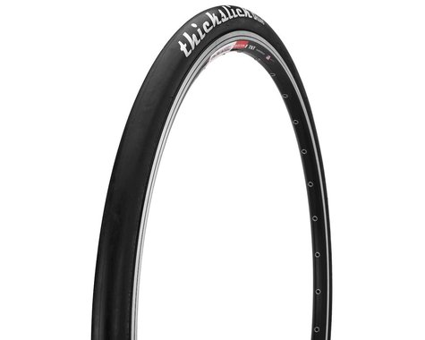 WTB ThickSlick Flat Guard Road Tire (Black) (25mm) (700c / 622 ISO)