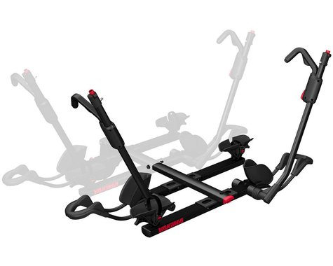 Yakima HoldUp +2 Bike Rack Add-On (Black) (2 Bikes)